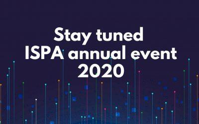 ISPA Belgium Annual Event in Autumn 2020